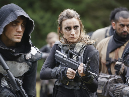 Warner Channel presenta el final de The 100