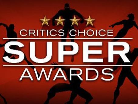 Los Critics Choice Super Awards serán transmitidos en exclusiva por TNT en Latinoamérica