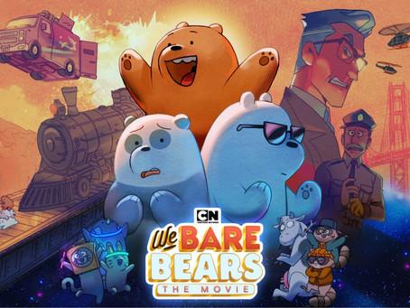 Cartoon Network presenta el estreno deEscandalosos: La Película