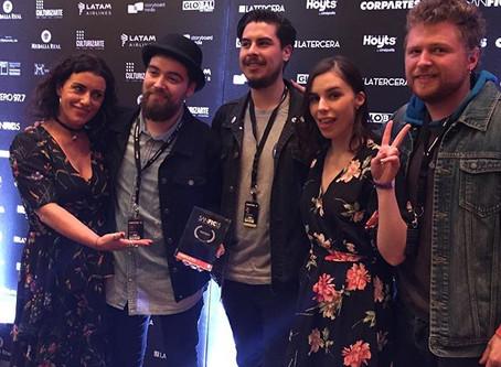 SANFIC15 finalizó su edición aniversario premiando las mejores producciones