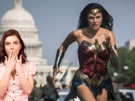 Los chilenos seremos de los últimos en ver a Wonder Woman 84 en el cine