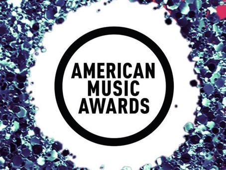 Los American Music Awards® se viven hoy domingo 22 de noviembre por TNT