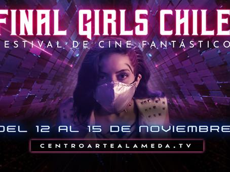 Festival Final Girls Chile: las mujeres y disidencias se toman el séptimo arte nacional