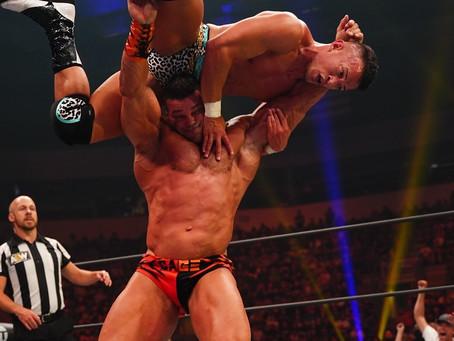 """Los mejores duelos de lucha libre están en """"All Elite Wrestling"""""""