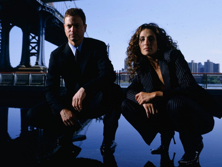 En enero, nuevos episodios en TNT Series de CSI Las Vegas y Nueva York