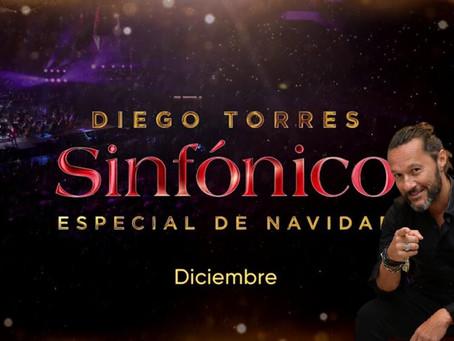 Diego Torres sinfónico, un especial de Navidad