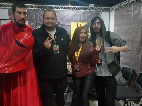 Nuestra experiencia Comic Con Chile 2019