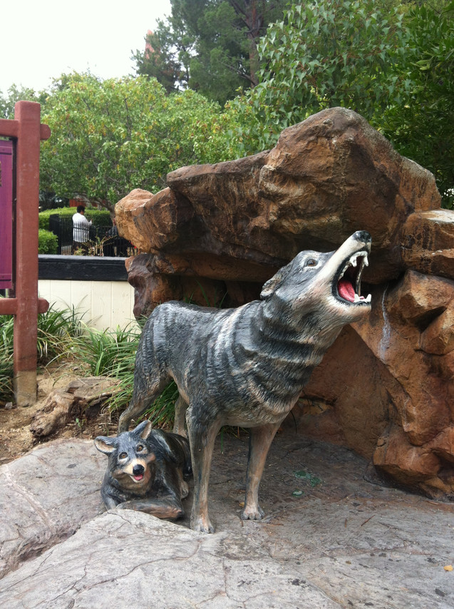 Wolves of Six Flags