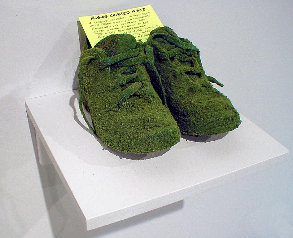 Lost Souls/ Algae Covered Nikes