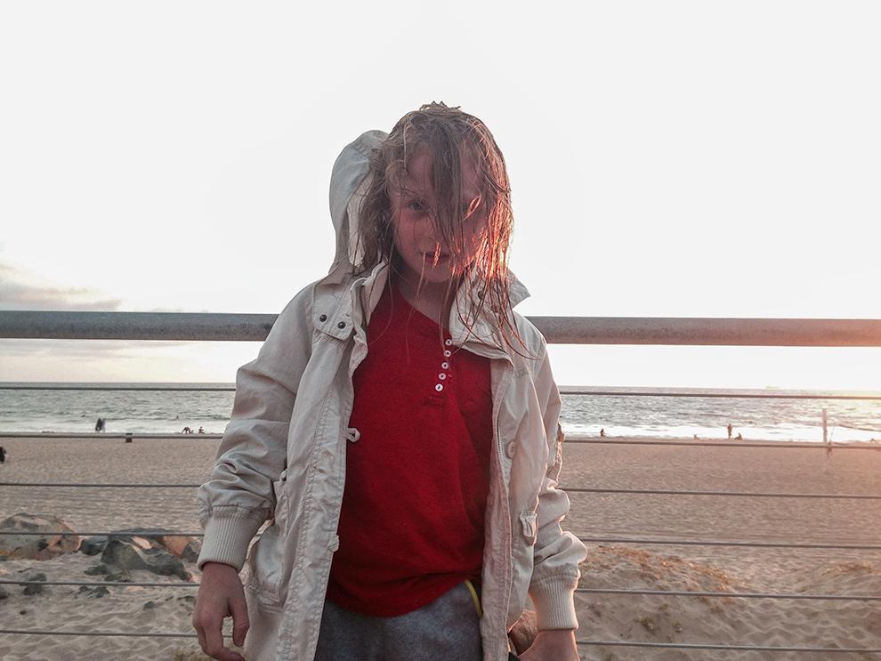 Bea at the Beach