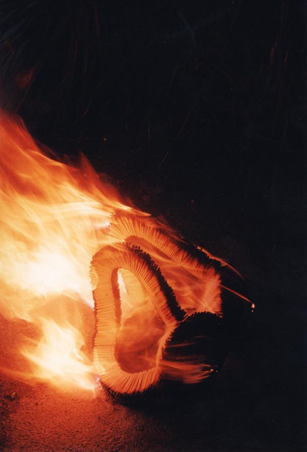 FLA BRA  (on fire)