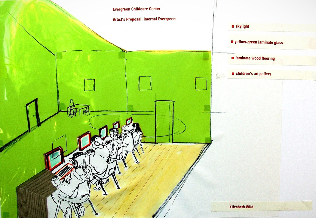 Original Proposal Drawing