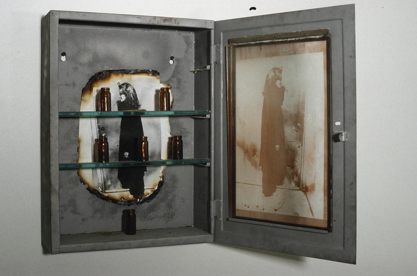 Medicine Cabinet (open)
