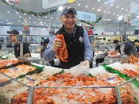 The Seafood Marathon is on!