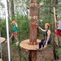 High ropes adventure coming to St Ives Showground!