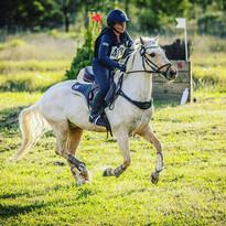 Horse sense: equestrian rider Laura Scott