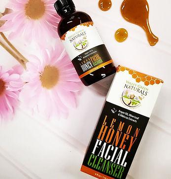 Lemon Honey Cleanser - Flowers & Honey.j