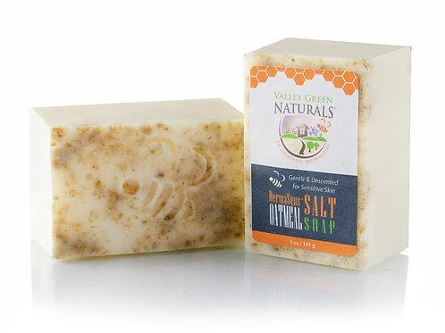 Soap - DermaSens Oatmeal & Himalayan Salt - Unscented