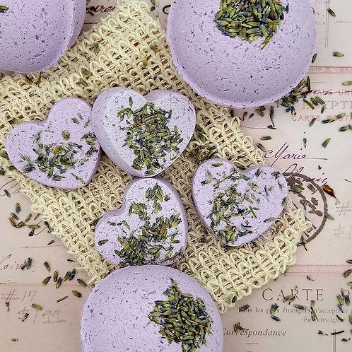 Lavender Lover Bath & Shower Bombs