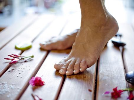 Treat Your Feet!
