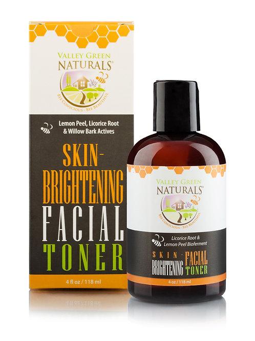 Skin-Brightening Facial Toner