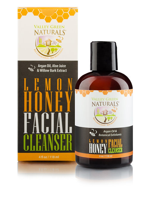 Lemon Honey Facial Cleanser