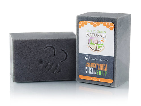 Soap - Activated Charcoal Treatment Bar
