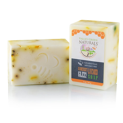 Soap - Gardener's Glee Lavender Goat Milk