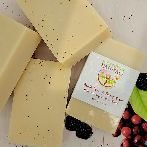Soap - Nashi Pear & Berry