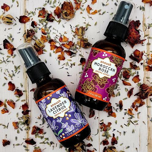 Aroma Sprays for Body & Home