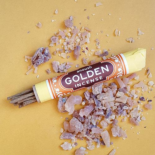 Incense Sticks - Golden