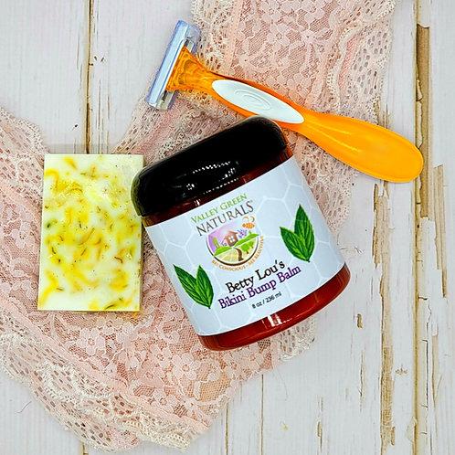 Betty Lou's Bikini Bump Balm - Now 8 oz Jar!