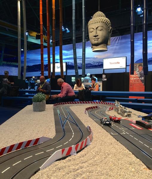 Buddha Race