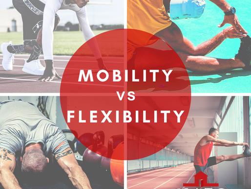 Mobility vs. Flexibility