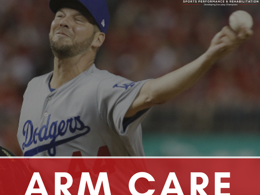 Arm Care Programs: Prevent Injury & Enhance Performance