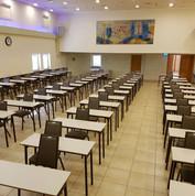 אודיטוריום - הכנת כיתה לבחינות