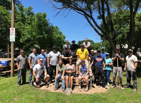 Gayville City Park Cleanup