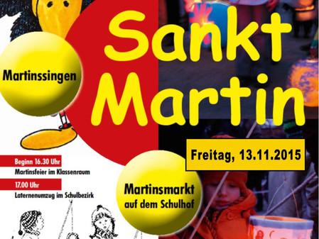 Sankt Martin 2015