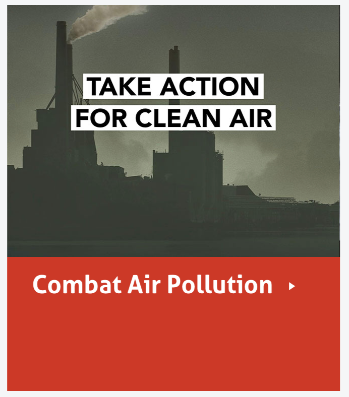 Take Action for Clean Air