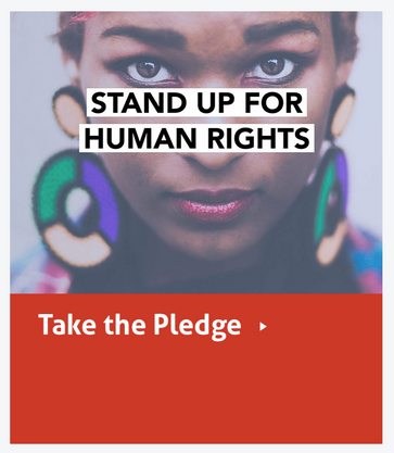 Stand up for Human Rights