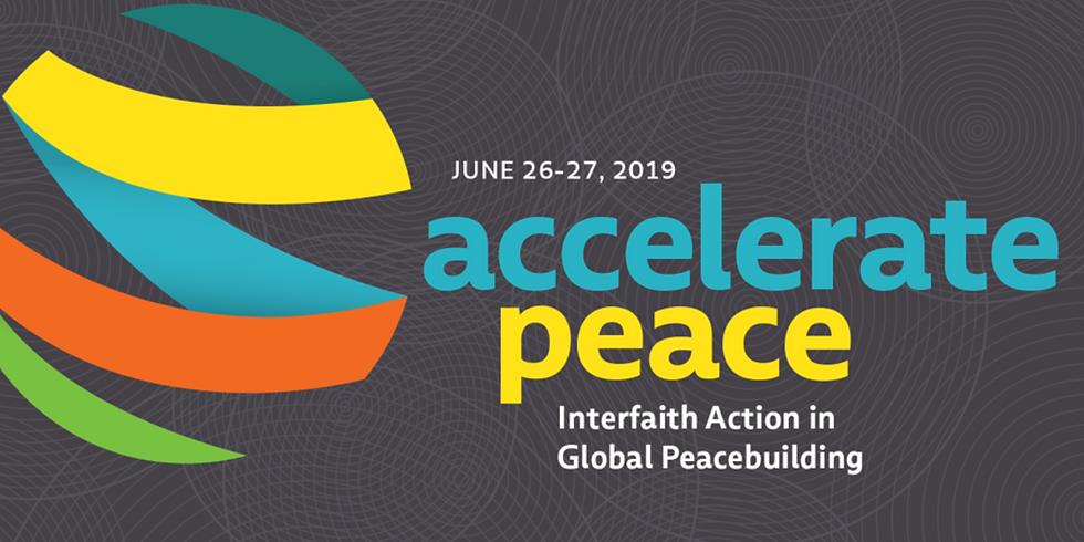 """URI """"Accelerate Peace"""" Conference"""