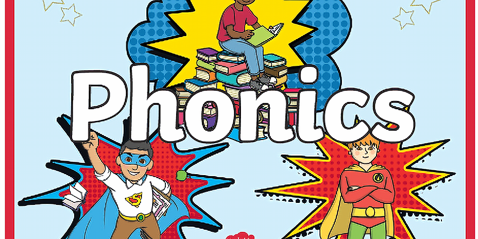 Phonics Workshop for Foundation Parents