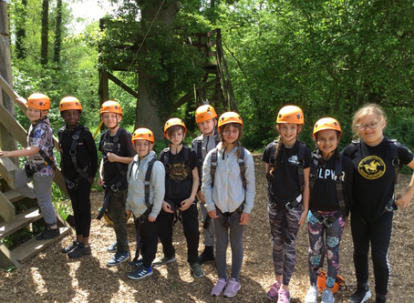 Year 6 at Fairthorne!