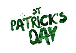 St Patrick's Day is Coming!