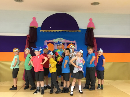 Year 2 Under the Sea!