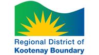 1. Regional Distric of Kootenay Boundary