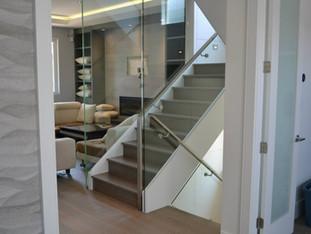 Residential Interior Railing