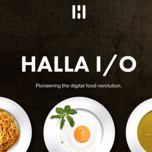 Halla I/O