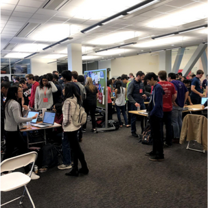 Four key trends from 36 hours at Stanford Hackathon