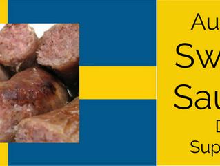 Get a little Swedish